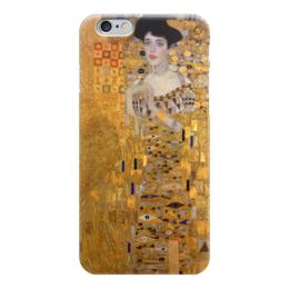 """Чехол для iPhone 6 """"Портрет Адели Блох-Бауэр I"""" - картина, климт"""