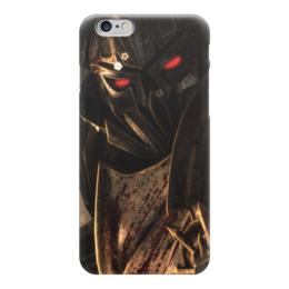"Чехол для iPhone 6 ""Warhammer"" - warhammer, хаос, chaos, age of reckoning"