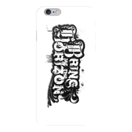 "Чехол для iPhone 6 ""Bring me the horizon"" - музыка, рок, горизонт, bring me the horizon"