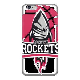 """Чехол для iPhone 6 """"BMSTU Rockets original edition  """" - спорт, мгту, бауманские ракеты"""
