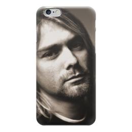 "Чехол для iPhone 6 ""Курт Кобейн (Nirvana)"" - nirvana, kurt cobain, курт кобейн, нирвана"