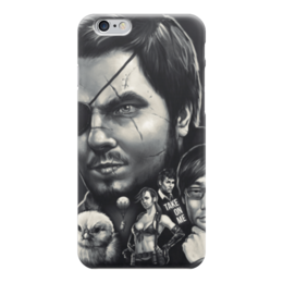 "Чехол для iPhone 6 ""Metal Gear Solid"" - metal gear solid, the phantom pain, hideo kojima"
