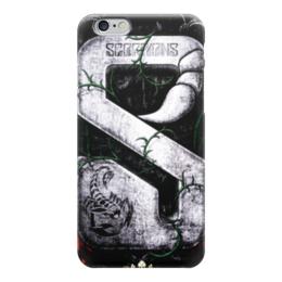 "Чехол для iPhone 6 ""Scorpions"" - scorpions"