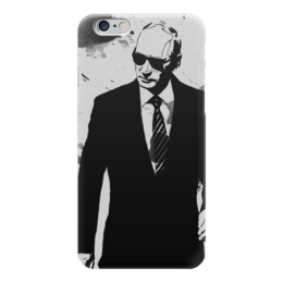 "Чехол для iPhone 6 ""Владимир Владимирович Путин 6"" - россия, путин, президент, putin"