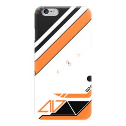 "Чехол для iPhone 6 ""Asimov"" - counter strike, steam, cs go, asimov"