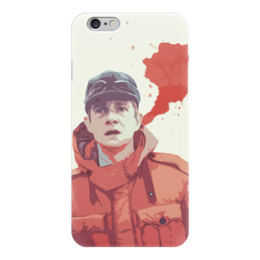 "Чехол для iPhone 6 ""Fargo"" - арт, freeman, blood, snow, fargo"
