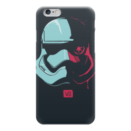 "Чехол для iPhone 6 ""Stormtrooper the Force Awakens"" - starwars, stormtrooper, звёздные войны, штурмовик, force awakens"