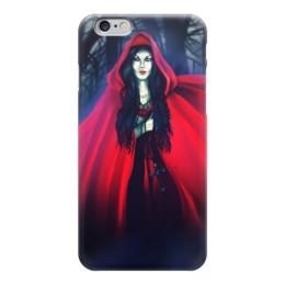 "Чехол для iPhone 6 ""Ведьма"" - готика, ведьма, крест, witch"