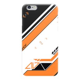 "Чехол для iPhone 6 ""Azimov"" - cs, кс, skins, asimov"