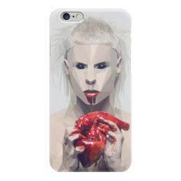 """Чехол для iPhone 6 глянцевый """"Yolandi Visser (Die Antwoord)"""" - die antwoord, zef, yolandi visser, йоланди фиссер"""