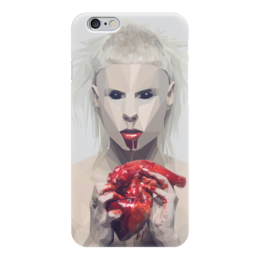 "Чехол для iPhone 6 ""Yolandi Visser (Die Antwoord)"" - die antwoord, zef, yolandi visser, йоланди фиссер"