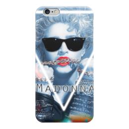 """Чехол для iPhone 6 """"Мадонна (Madonna)"""" - madonna, мадонна"""
