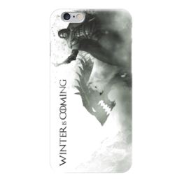 "Чехол для iPhone 6 ""Winter is Coming (Game of Thrones)"" - starks, игра престолов, старки, game of thrones, зима близко"