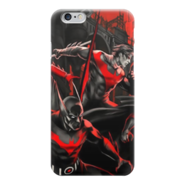 "Чехол для iPhone 6 ""Batman (Бэтмен)"" - robin"