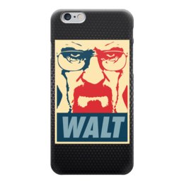 "Чехол для iPhone 6 ""Heisenberg (Breaking Bad)"" - во все тяжкие, breaking bad, walter white, walt"