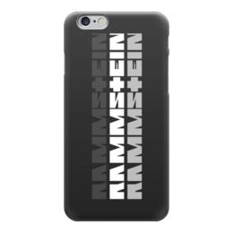 "Чехол для iPhone 6 ""Rammstein"" - rammstein, рамштайн"