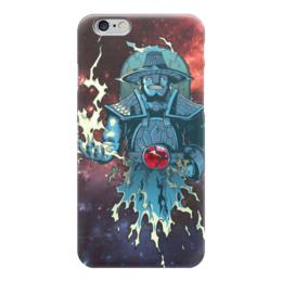"""Чехол для iPhone 6 """"Storm Spirit Dota 2"""" - арт, игры, dota, дота 2, storm spirit"""