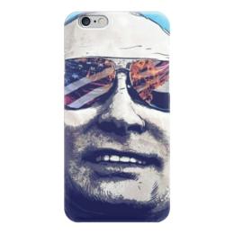 "Чехол для iPhone 6 ""Путин"" - крутой, путин, сша"