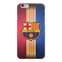 "Чехол для iPhone 6 ""Барселона на Айфон 6/6s"" - футбол, барселона"