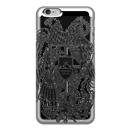 "Чехол для iPhone 6 ""Герб Армении"" - армения, ереван, арцах, армяне, герб армении"