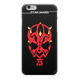 "Чехол для iPhone 6 ""Дарт Мол (Darth Maul)"" - star wars, звездные войны, darth maul, дарт мол, ситх"