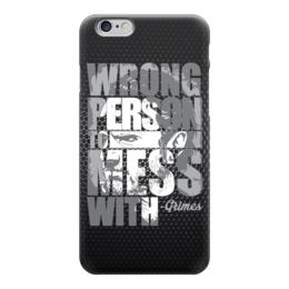 """Чехол для iPhone 6 """"Ходячие Мертвецы (Walking Dead)"""" - ходячие мертвецы, walking dead"""