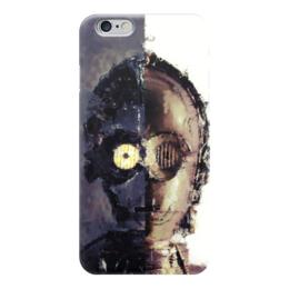 "Чехол для iPhone 6 ""C-3PO"" - star wars, звездные войны, стар варс, ситрипио"