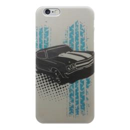 """Чехол для iPhone 6 """"muscle car"""" - машины, muscle car, масл"""