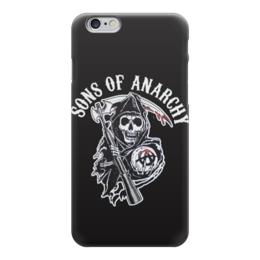 """Чехол для iPhone 6 """"Сыны анархии"""" - sons of anarchy, сыны анархии, рон перлман"""
