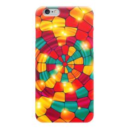 """Чехол для iPhone 6 """"Абстракция"""" - рисунок, абстракция, фигуры, абстракционизм, арт дизайн"""