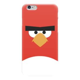 "Чехол для iPhone 6 ""Angry Birds"" - игры, angry birds, злые птицы"