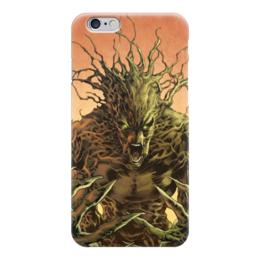 """Чехол для iPhone 6 """"Грут (Groot)"""" - комиксы, марвел, стражи галактики, грут, guardians of the galaxy"""
