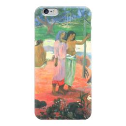 "Чехол для iPhone 6 ""Зов (""The Call"")"" - картина, поль гоген"