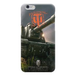 "Чехол для iPhone 6 ""World of Tanks"" - world of tanks, танки, wot"