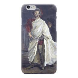 """Чехол для iPhone 6 """"Франсиско д'Андраде в роли Дон Жуана"""" - картина, слефогт"""