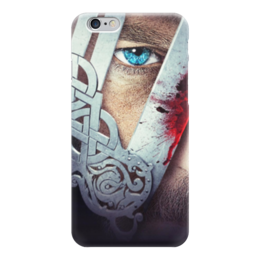 """Чехол для iPhone 6 """"Викинги"""" - свобода, история, викинги, путь воина, скандинавы"""