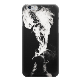 "Чехол для iPhone 6 ""Rihanna Smoke"" - дым, сигареты, rihanna, рианна, ри"