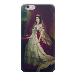 """Чехол для iPhone 6 """"Августа (германская императрица)"""" - картина, винтерхальтер"""