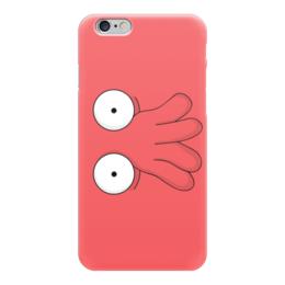 "Чехол для iPhone 6 ""Зоидберг (Футурама)"" - futurama, зоидберг"