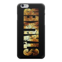 """Чехол для iPhone 6 """"STALKER"""" - сталкер, stalker, survival, выживание, выжить"""