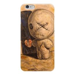 "Чехол для iPhone 6 ""Адриан Борда / Моя тень"" - сердце, любовь, арт, иллюстрация, тень, сюрреализм, адриан борда, adrian borda"
