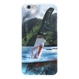 """Чехол для iPhone 6 глянцевый """"Far Cry 3"""" - far cry 3, far cry"""