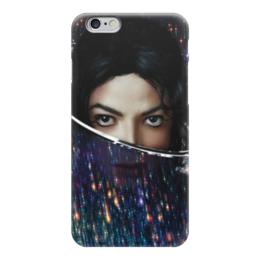 "Чехол для iPhone 6 ""Майкл Джексон (Michael Jackson)"" - майкл джексон, michael jackson"