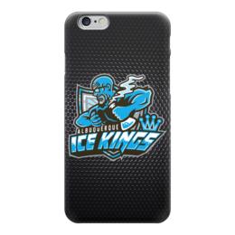 """Чехол для iPhone 6 """"Heisenberg (Breaking Bad)"""" - ice king"""