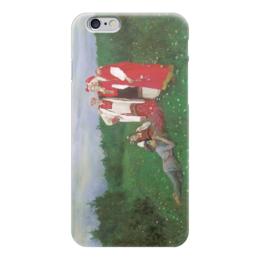 """Чехол для iPhone 6 """"Северная идиллия"""" - картина, коровин"""