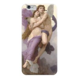 "Чехол для iPhone 6 ""Похищение Психеи (Вильям Бугро)"" - картина, искусство, масло, купидон, бугро"