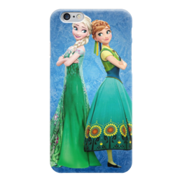 "Чехол для iPhone 6 ""iFrozen Fever Case"" - frozen, elsa, anna, холодное сердце"