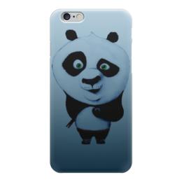 """Чехол для iPhone 6 """"Кунг фу панда"""" - мультфильм, панда, кунг фу"""