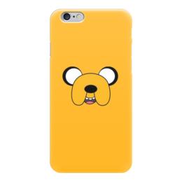 """Чехол для iPhone 6 """"Jack."""" - мульт, adventure time, время приключений, джейк, jake"""