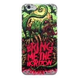 """Чехол для iPhone 6 глянцевый """"Bring Me The Horizon """" - bmth, bring me the horizon, бмтх, oliver sykes"""